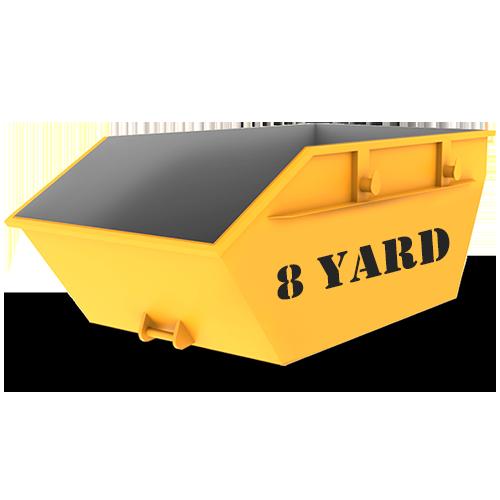 8 Yard Skip Service