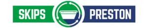Skips Preston Logo