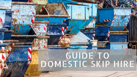 guide to domestic skip hire skips preston. Black Bedroom Furniture Sets. Home Design Ideas