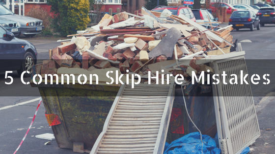 5 common skip hire mistakes skips preston. Black Bedroom Furniture Sets. Home Design Ideas